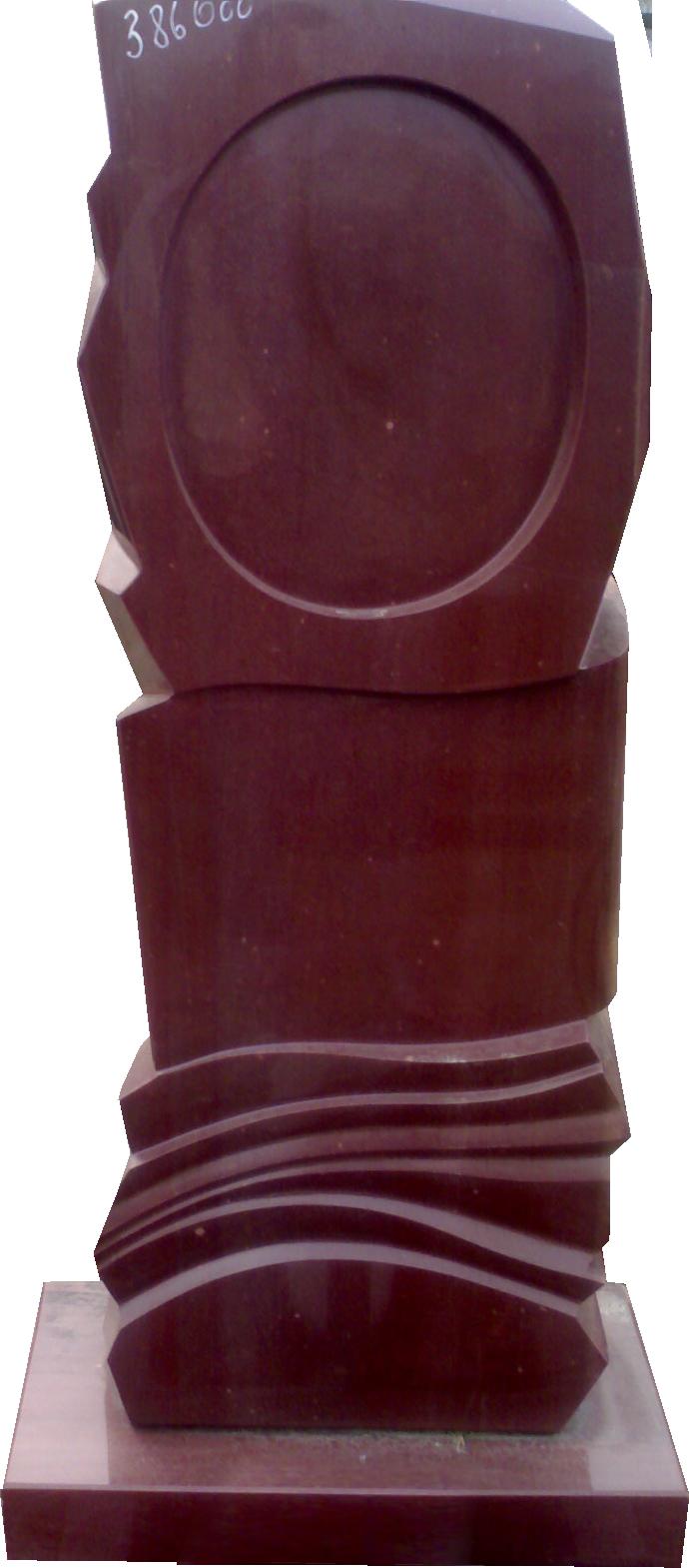 Вертикальный памятник, кварцит